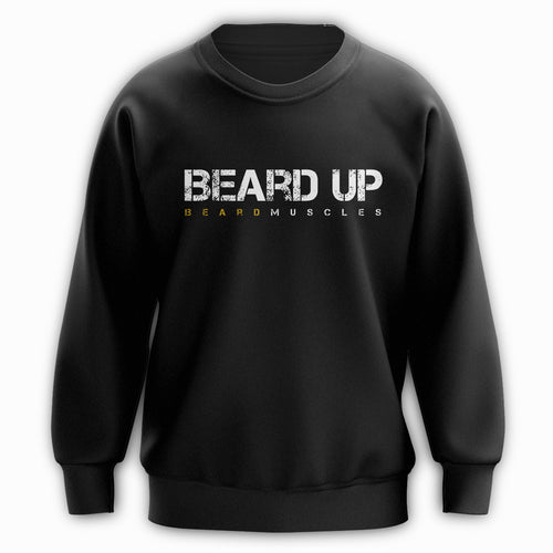 Beard Up Crewneck - BM