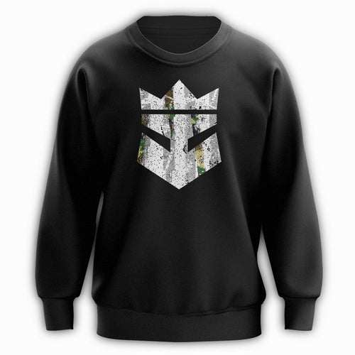 Beard King Sweatshirt - Army Grey