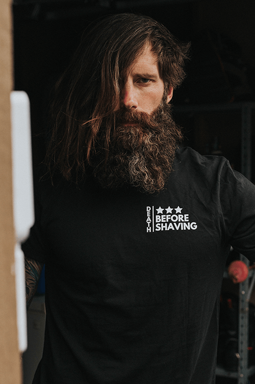 Death Before Shaving Tee