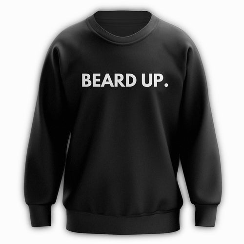 Beard Up Crewneck - Classic