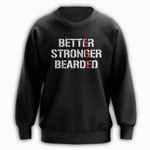 Stronger Sweatshirt - Red