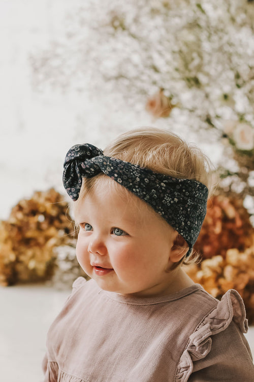 Headband - Winter Floral