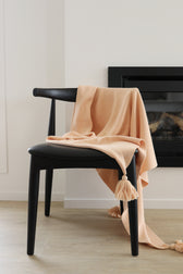 Tassel Blanket - Amberlight