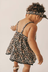 Organic Cotton Zoe Set - Luca Floral