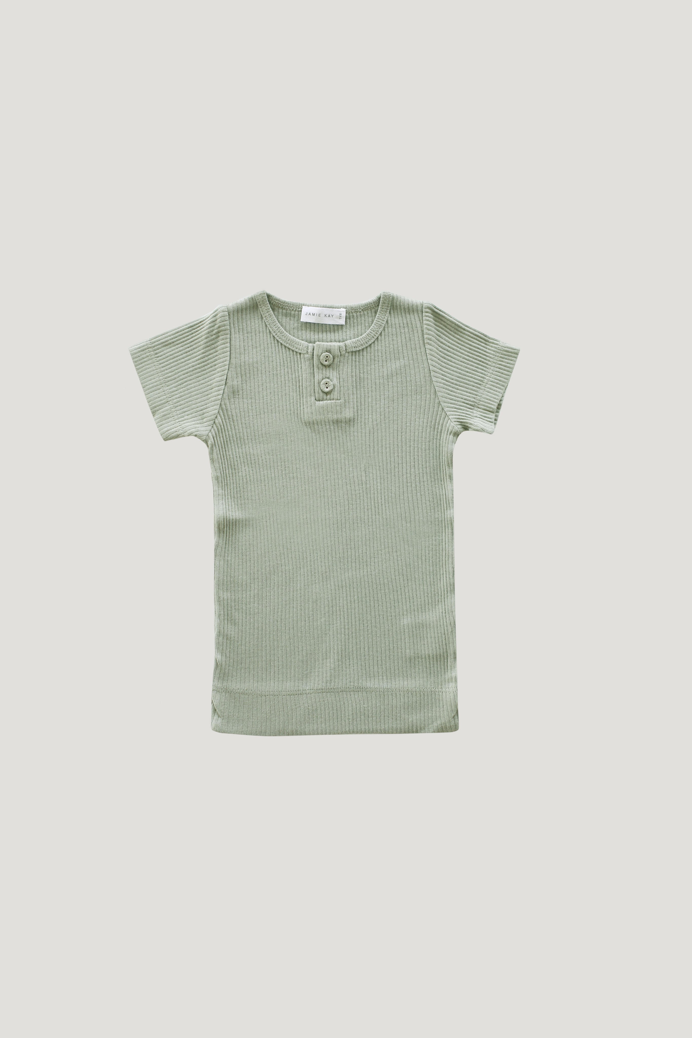 Original Cotton Modal Tee - Sage