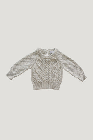 Flutter Knit - Rose Smoke