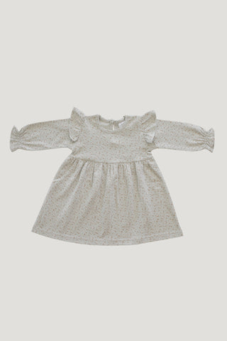 Lace Playsuit - Rose Smoke