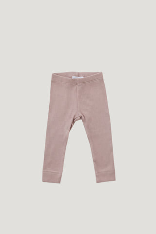 Original Cotton Modal Legging - Rosy