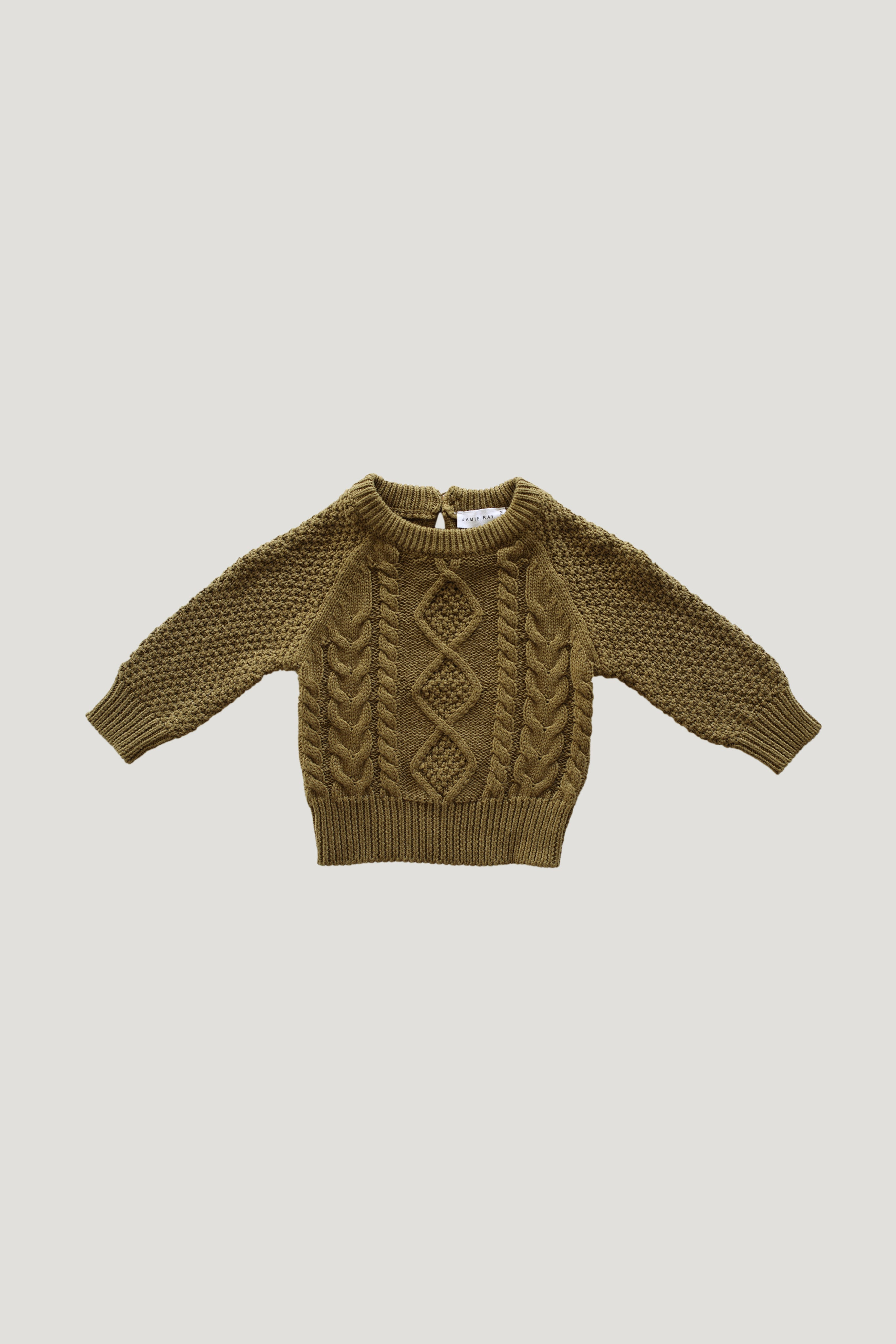 Carter Knit - Thicket