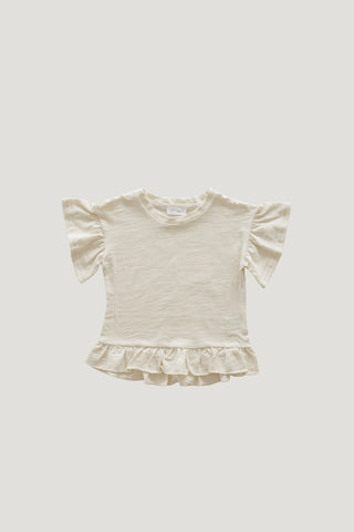 Organic Cotton Muslin Wrap Top - Sweetpea