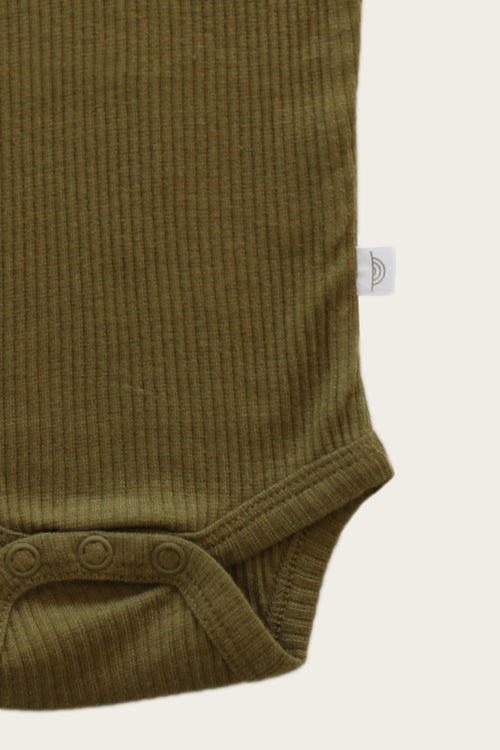 Organic Essential Bodysuit - Thicket