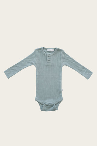 Organic Cotton Muslin Luna Playsuit - Rose Dust