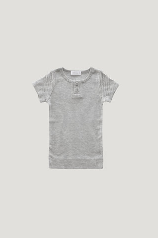 Original Cotton Modal Henley - Rosy