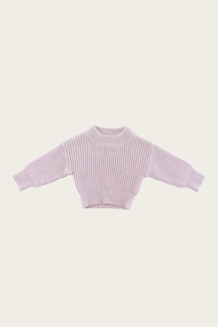 Morgan Knit - Dewberry Marle