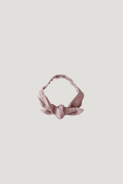 Organic Cotton Muslin Headband - Bloom