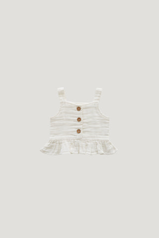 Frankie Dress - Coconut