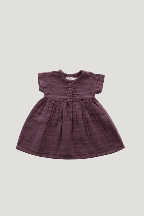 Short Sleeve Dress - Twilight