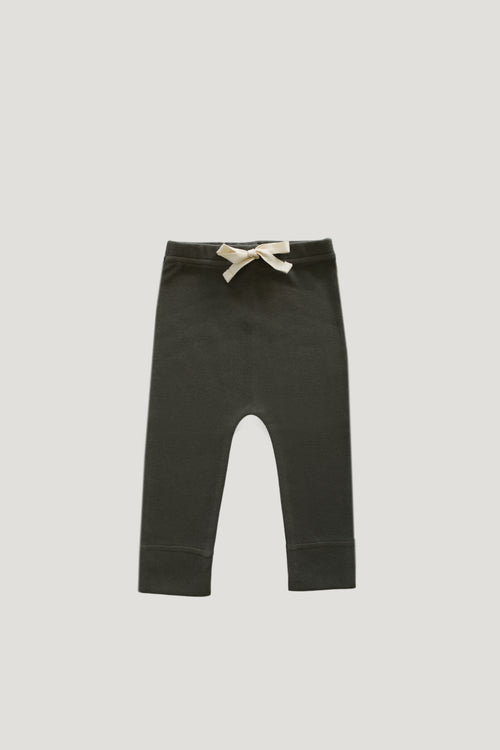Organic Cotton Interlock Alex Pant - Juniper