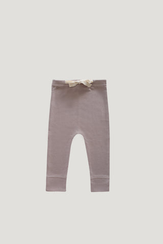 Pointelle Tight - Oatmeal