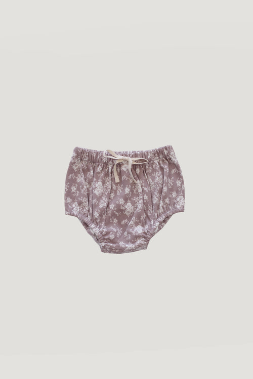 Organic Cotton Bloomer - Fawn Floral