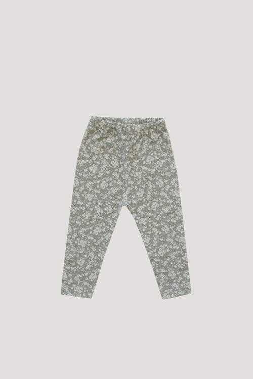 Organic Cotton Legging - Sadie Floral