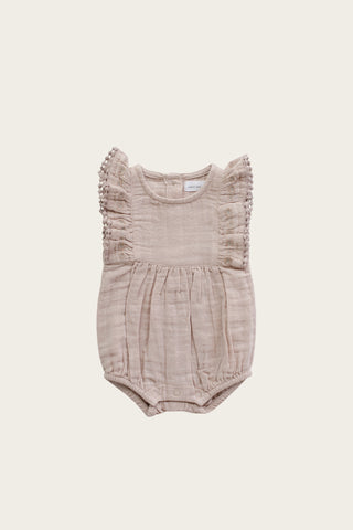 Organic Essential Bodysuit - Copper