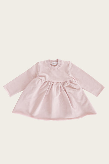 Charlotte Dress - Old Rose