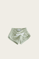 Ivy Shortie - Aqua Grey