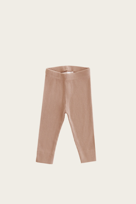 Organic Essential Leggings - Sweetie