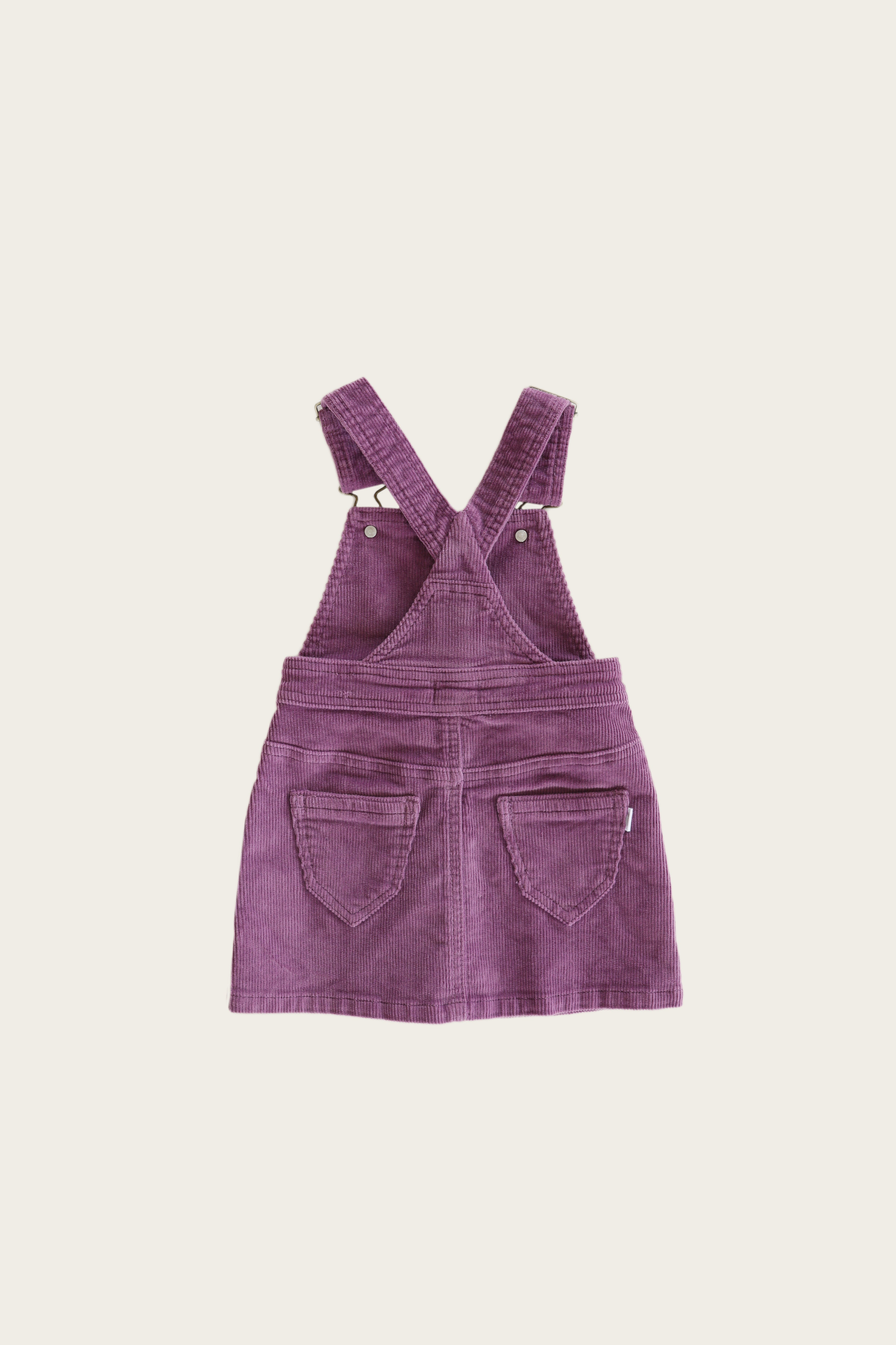 Grace Cord Dress - Lavender