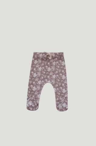 Organic Cotton Legging - Emme Floral
