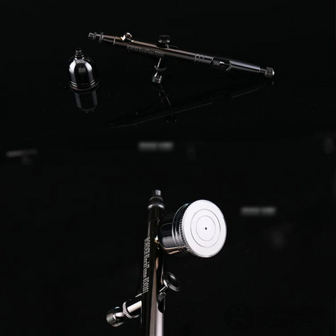 Dual Action Airbrush With 0.3mm Nozzle