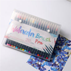 20 Pcs Premium Watercolor Pen