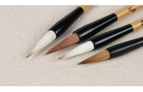 High Quality Chinese Traditional Calligraphy Set (Mindfulness & anti-stress)