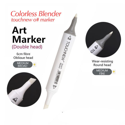 Colorless Blender For Ink Drawings