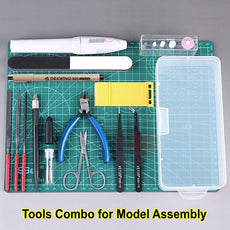 Essential Tools Set For Scale Modelling (Building Tools)