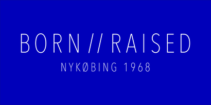 BORN//RAISED 1968 - Scandinavian Sneaker Brand est. 2013