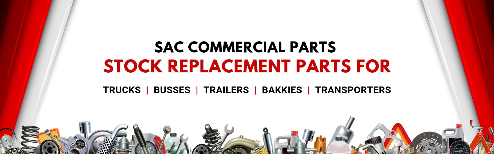 SAC Light Commercials Parts | LCV