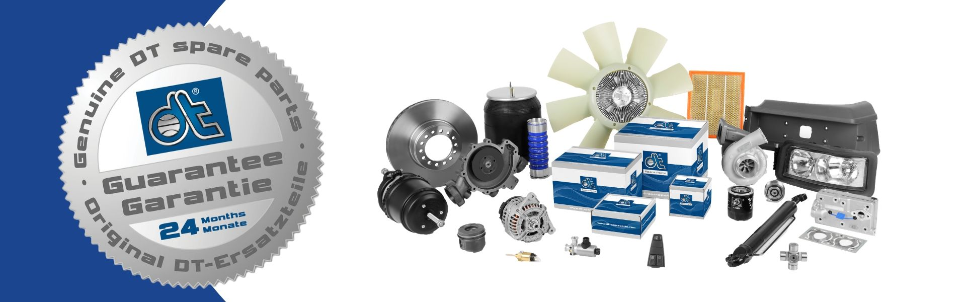 SAC Replacement Truck Parts | DT Spare Parts