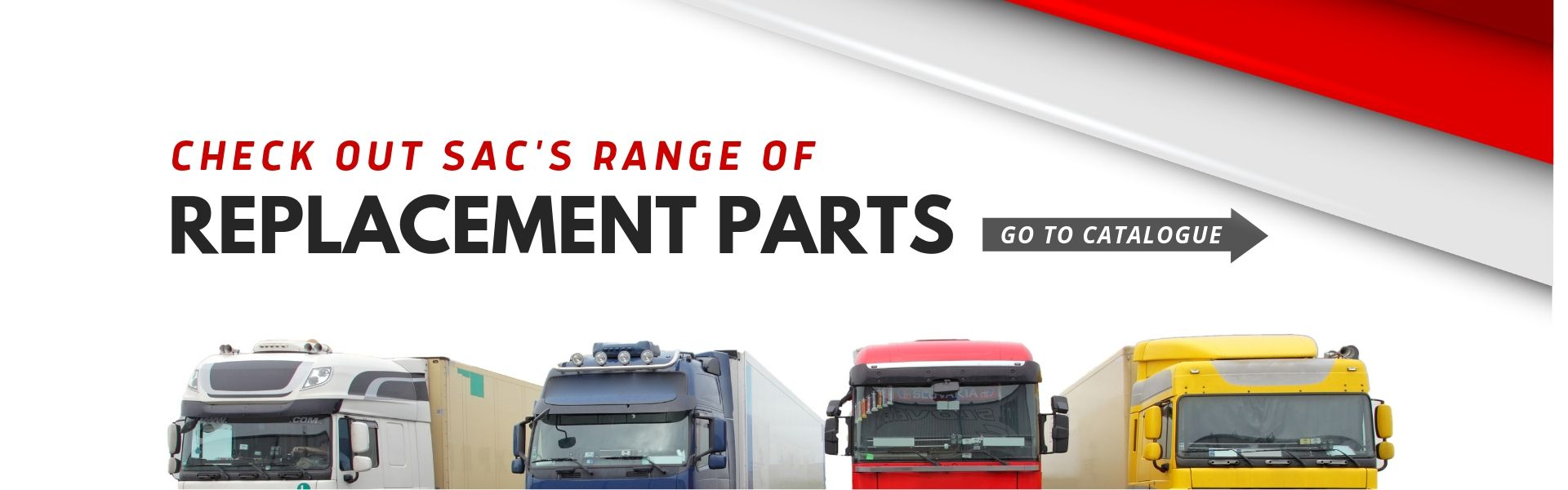 SAC Replacement Truck Parts