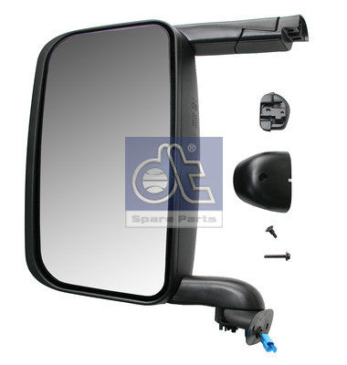 SCANIA S4 P MAIN MIRROR COMPLETE L/H