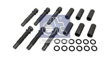 SCANIA S4 DOUBLE DIFF FRONT SPRING BOLT KIT