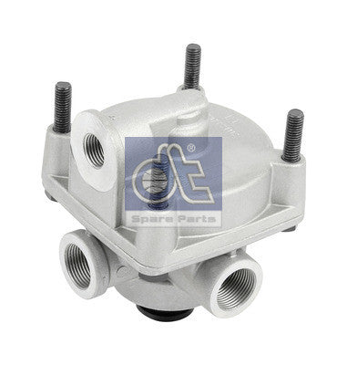IVECO EUROGARGO DOUBLE DIFF AIR BRAKE RELAY VALVE