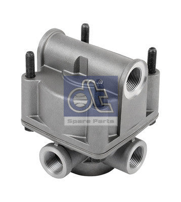 MAN F9 DOUBLE DIFF FRONT SERVICE BRAKE RELAY VALVE