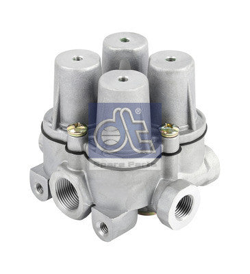 MERC 400 SERIES DOUBEL DIFF 4-CIRCUIT PROTECTION V