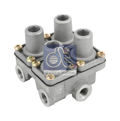 DAF CF65 DOUBLE DIFF 4-CIRCUIT PROTECTION VALVE
