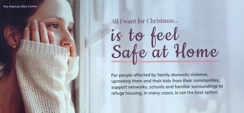 The Patricia Giles Centre – Safe At Home