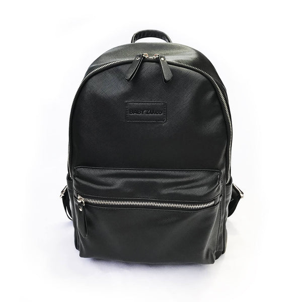 Black Nappy Backpack