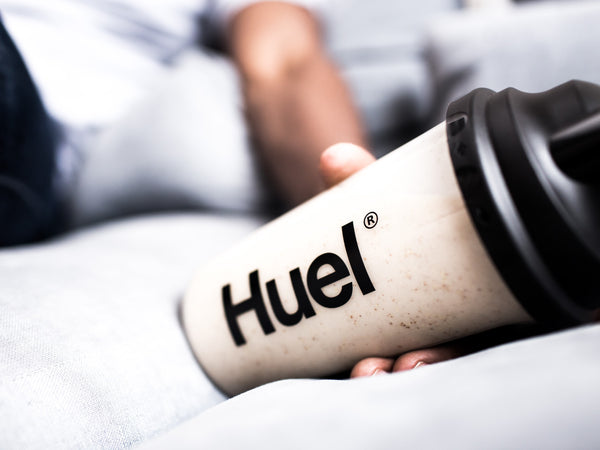 What percentage of your diet will be Huel?