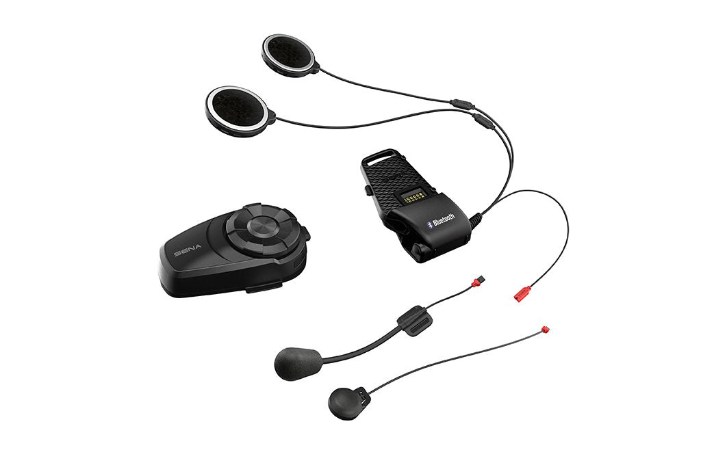Sena 10S Motorcycle Bluetooth® Communication System